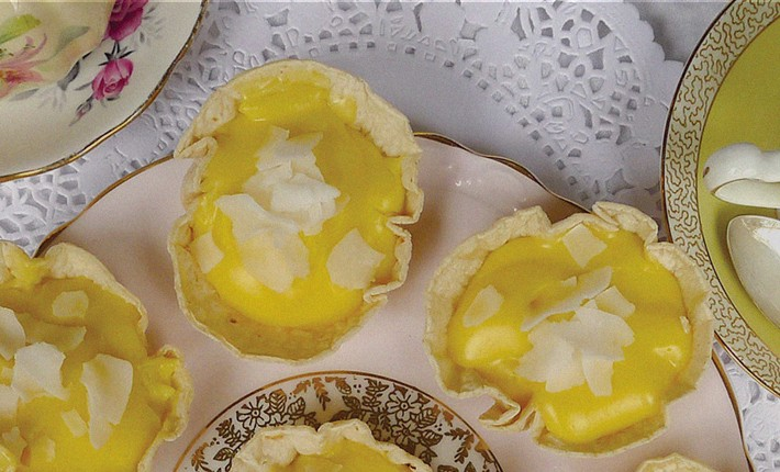 Custard-Recipe-For-Tarts-With-Sweet-Lemon-Coconut
