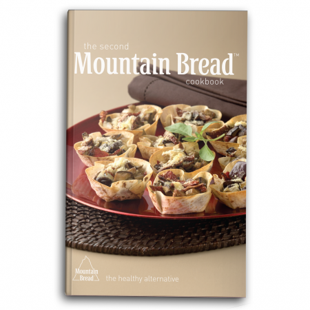 Mountain Bread Cookbook 2nd edition