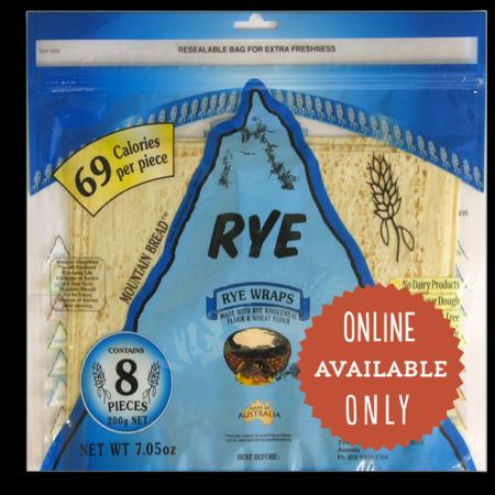 Mountain Bread Rye Wraps W Online Star 744x744